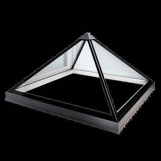 Fenêtre De Toit Pyramide Fixe Glazing Vision Europe
