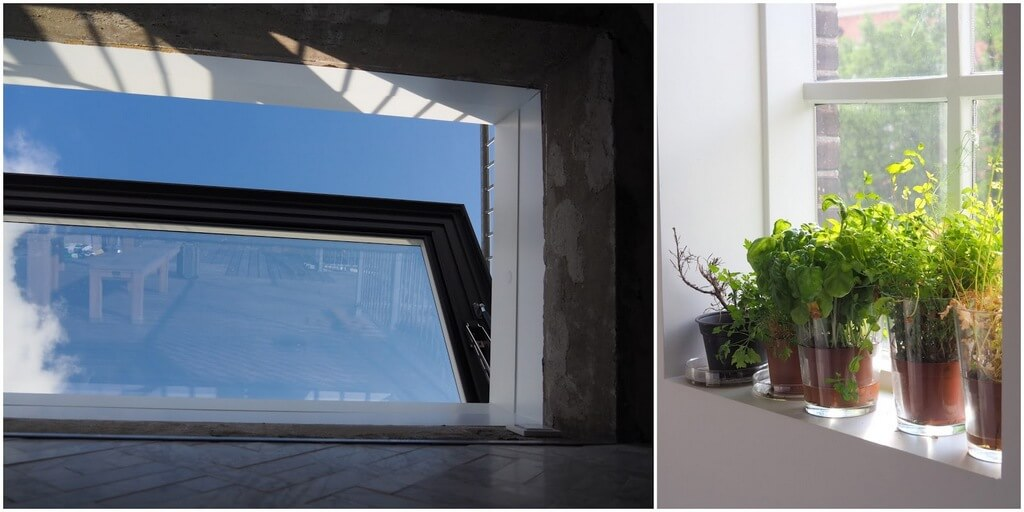 Fenêtre de toit électrique « Skydoor » en bref