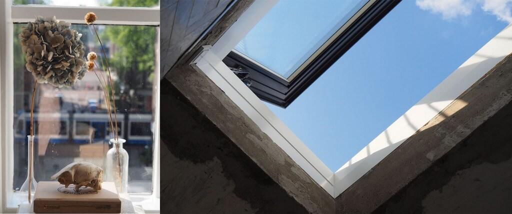 Faite sur mesure pour l'accès parfait à la terrasse sur le toit