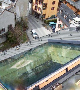 Fenetre De Toit Coulissante Totale Glazing Vision Europe