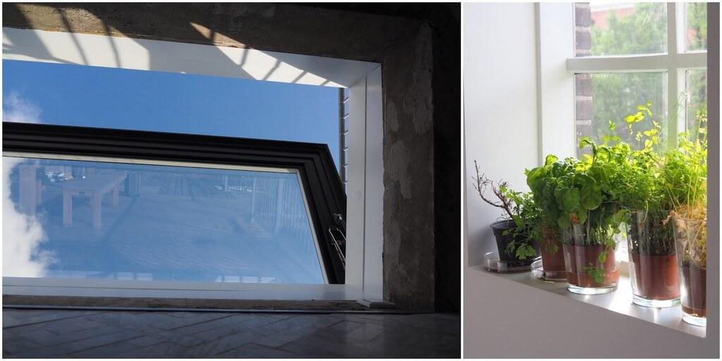 inspiration fen tre de toit lectrique pour loft dingue. Black Bedroom Furniture Sets. Home Design Ideas